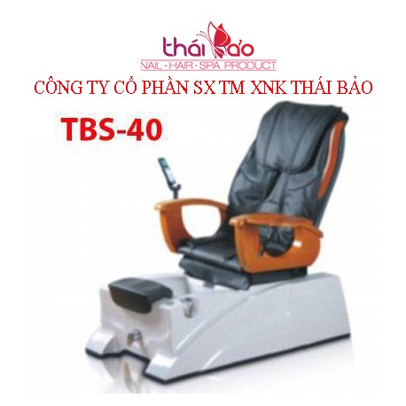 Spa Pedicure Chair TBS40