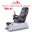 Ghế Spa Pedicure TBS41