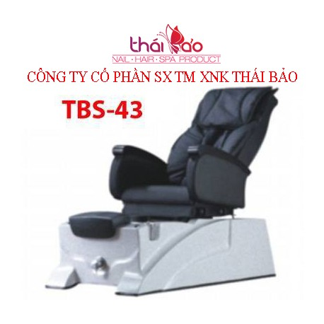 Ghế Spa Pedicure TBS43