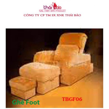FOOT MASSAGE SOFA  TBGF06