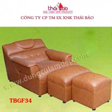 Ghế Foot Massage TBGF34
