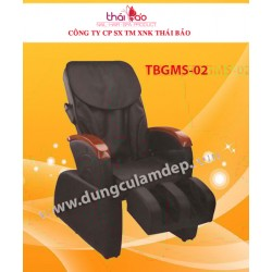 Ghế Massage TBGMS02