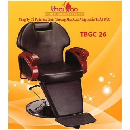 Ghế cắt Nam TBGC26