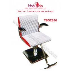 Ghế cắt tóc TBGC650