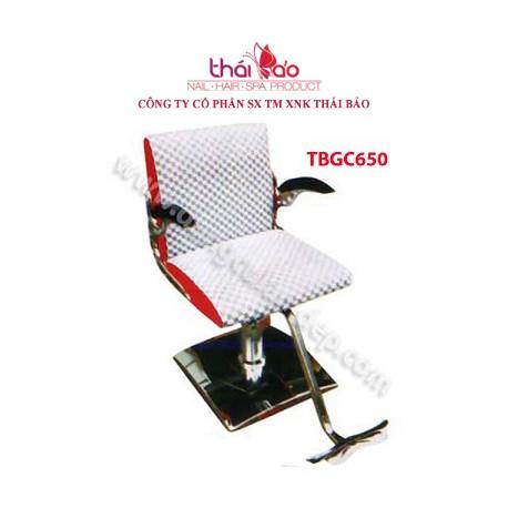 Ghe cat toc TBGC650