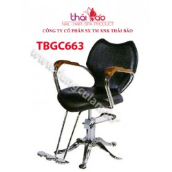 Ghế cắt tóc TBGC663