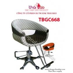 Ghế cắt tóc TBGC668