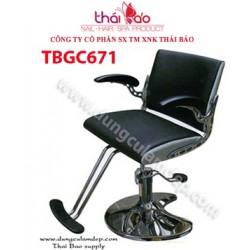 Ghế cắt tóc TBGC671