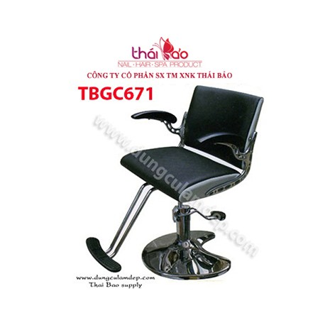 Ghe cat toc TBGC671