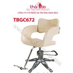 Ghế cắt tóc TBGC672