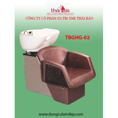 Shampoo chair TBGHG02