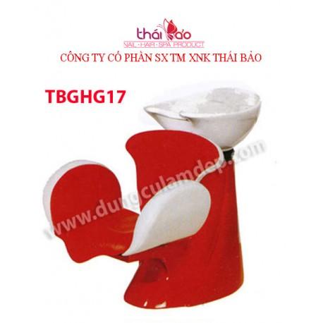 Shampoo chair TBGHG17