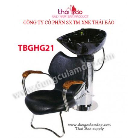 Shampoo chair TBGHG21