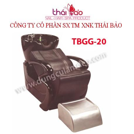 Shampoo beds TBGG20
