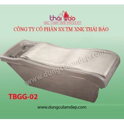 Giường gội đầu TBGG02