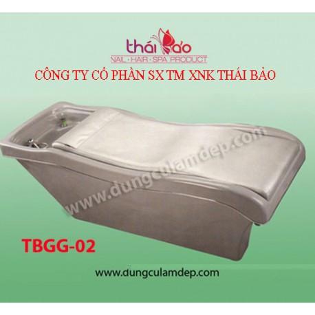 Shampoo beds TBGG02