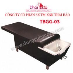 Shampoo beds TBGG03