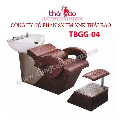 Shampoo beds TBGG04
