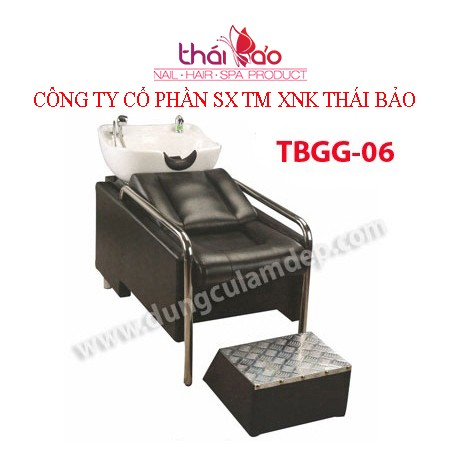 Shampoo beds TBGG06