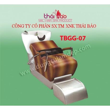 Shampoo beds TBGG07