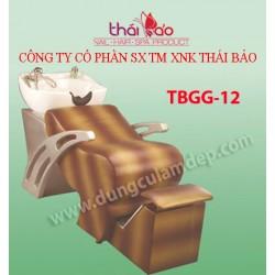 Giường gội đầu TBGG12