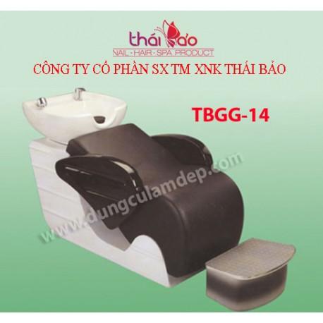 Shampoo beds TBGG14