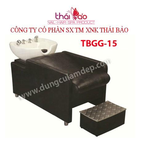 Giường gội đầu TBGG15