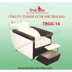 Giường gội đầu TBGG16