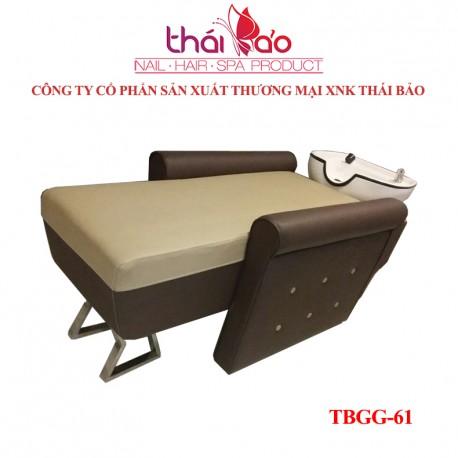 Shampoo beds TBGG19