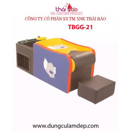 Shampoo beds TBGG21