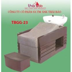 Shampoo beds TBGG23