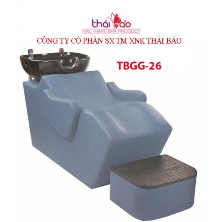 Shampoo beds TBGG26