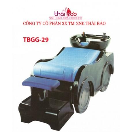 Shampoo beds TBGG29