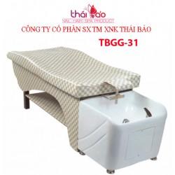 Shampoo beds TBGG31
