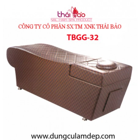 Shampoo beds TBGG32