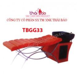 Shampoo beds TBGG33