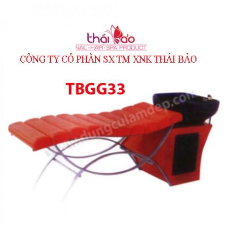 Giường gội đầu TBGG33
