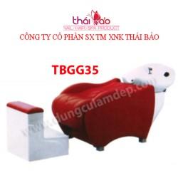 Giường gội đầu TBGG35