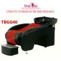 Shampoo beds TBGG40