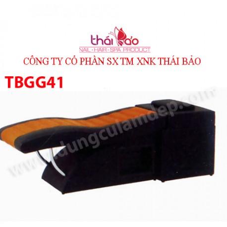 Shampoo beds TBGG41