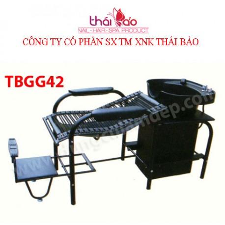 Shampoo beds TBGG42