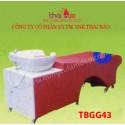 Giường gội đầu TBGG43