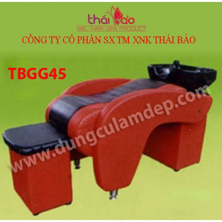 Shampoo beds TBGG45