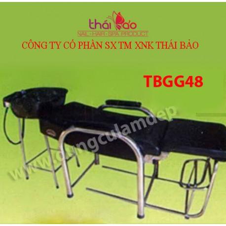 Shampoo beds TBGG48