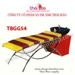 Giường gội đầu TBGG54