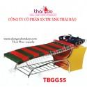 Giường gội đầu TBGG55