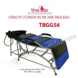 Giường gội đầu TBGG56