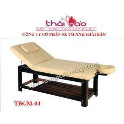 Massage Bed TBGM04