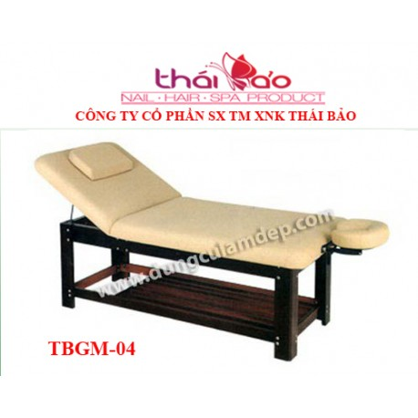 Massage Bed TBGM04