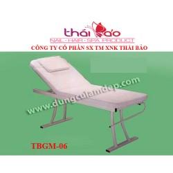Massage Bed TBGM06